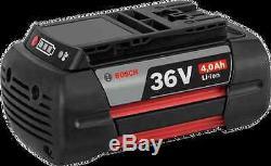163+IVA BOSCH 1600Z0003C Professional Li-Ion 36V 4,0Ah Batteria Innesto GBA