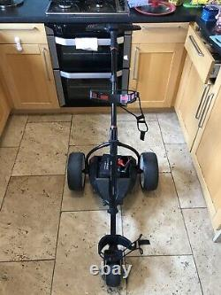 2015 Motocaddy S1 Pro Electric Golf Trolley, 16Ah Lithium Battery, charger, vgc