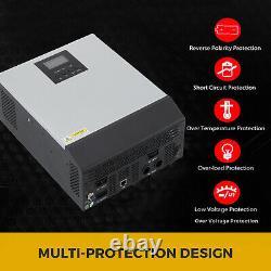 3KVA MPPT Off-Grid Solar Inverter AC Charger Professional Solar Controller