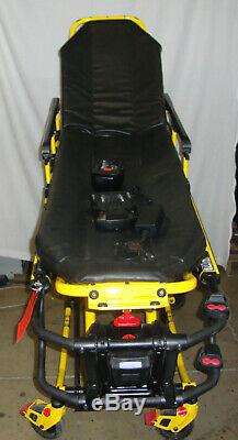 8.7 hours Stryker Power Pro XT 6500 with Battery, Charger Ambulance Stretcher Cot