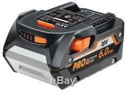 AEG 18v 6Ah Pro Lithium Battery
