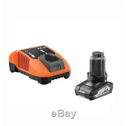AEG Power Tools 12V 4.0Ah Pro Lithium Ion Battery And Battery Charger