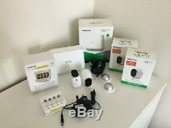 ARLO PRO BASE STATION VMB4000 2 Cameras + Rechargeable batteries + charger