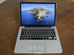 Apple MacBook Pro 13, late2013, 2.6GHz/16GB/512GB, new battery, 2 chargers, bundle
