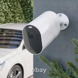 Arlo Pro 4 XL 2K HDR Wireless Security Camera with Battery & Charger & Mount