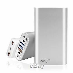 Atcuji 98WhExternal Battery for 2009 2010 2011 2012 2013 2014 Macbook Pro Air