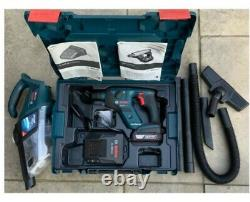 BOSCH SDS Rotary Drill GBH 18V-LI professional with Vacuum 2Ah BATTERY & CHARGER