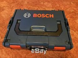 BOSH drill set Professional range impact drill/ screwdriver Hardly Used