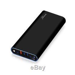 BatPower Portable Charger External Battery Power Bank fr Surface Laptop Book Pro