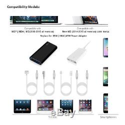 BatPower ProE 2 Portable Charger External Battery Power Bank for Macbook Pro Air