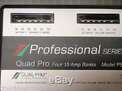 Battery Charger Dual Pro 652 Ps4 4 Bank 60amp 15a Per Bank Pro Charging Systems