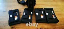 Blackmagic Ursa 4K EF complete with 2x swit batteries and charger