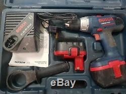 Bosch 24 Volt Cordless GSR-24-VE-2 Drill Driver (2 x 2.6Ah Batteries) & Charger