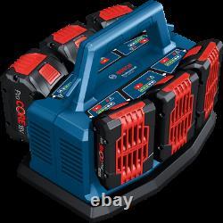 Bosch GAL 18V6-80 6 Port 18v Bosch Professional Battery Charger