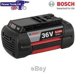 Bosch GBA36V6.0 6.0Ah Professional Li-ion Coolpack Battery 1600A00L1M