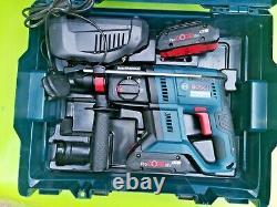 Bosch GBH 18V-20 18V SDS Hammer Drill 2 x 4.0Ah Pro Core BATTERY