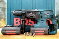 Bosch GBH 36 VF-LI Professional Cordless SDS Plus Hammer Drill x 2 Batteries