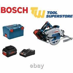 Bosch GKS18V-68GC BiTurbo 190mm Circular Saw Kit 2 x 8.0Ah Pro Core Cordless