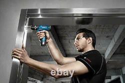 Bosch GSB 120-LI Professional 12V DIY Combi Drill, 2 x 1.5Ah Battery & Charger