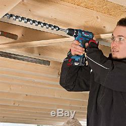 Bosch GSB 18-2-LI-Plus Professional 18V 1x2Ah Li-Ion Cordless Hammer Drill Drive