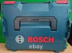 Bosch GSR 12V-15FC 12v 2x2.0ah Li-ion FlexiClick Drill Driver + L-Boxx