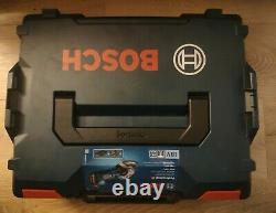 Bosch GWS18 V-LI Professional Angle Grinder 2x4,0 Batteries, charger And Case