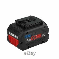 Bosch ProCORE18V 8.0Ah Li-Ion Professional Battery 1600A016GK