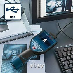 Bosch Professional 12V Inspection Camera GIC 120 C (12V Battery + Charger + Box)