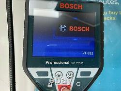 Bosch Professional 12V System Inspection Camera GIC 120 C 12V Battery + Charger