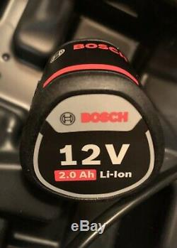 Bosch Professional 12v GSB & GWB With L-Boxx, 2Ah Battery & Charger