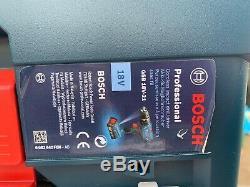 Bosch Professional Cordless Impact Drill Driver Quick Charge Li-Ion GSB 18V-21