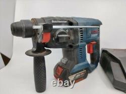 Bosch Professional GBH 18v-20 Hammer Drill 1x 4Ah Battery & Charger