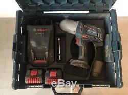 Bosch Professional GDS 18 V-LI HT Cordless Impact Wrench