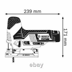 Bosch Professional GST 12 V-70-LI Cordless Jigsaw (Without Battery and Charger)