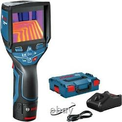 Bosch Professional GTC 400 C Thermal Camera +Lbox +12v battery+ charger