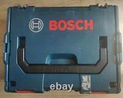 Bosch Professional GWS 18v LI Grinder + 2x4,0AH Batteries + Charger + case