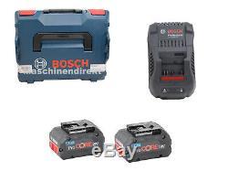 Bosch Professional L-BOXX 136 + 2x ProCore Akku 18 Volt 8.0Ah + GAL 1880 CV