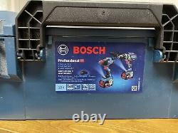 Bosch professional 18v Li-ion GDX 18V-200 C GSB 18V-85 C 5.0Ah