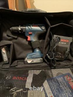 Bosch professional 18v drill