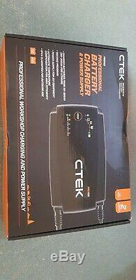 Brand New CTEK PRO15S Powerful 15A battery charger Lithium Battery Charger