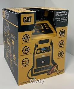 CAT Car Professional Portable Jump Starter Battery Charger Compressor