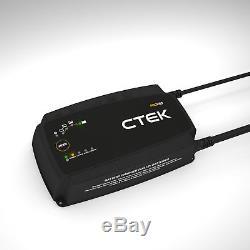 CTEK MXS25 Nachfolger PRO25S Ladegerät auch für Lithium Start Stop EFB Batterien