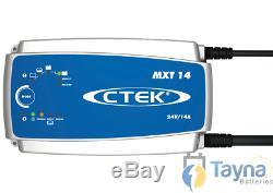 CTEK MXT14 24 Volt 14A Pro Battery Charger MXT 14 MULTI XT 14000