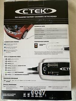 CTEK Multi MXS 10 12V Pro Battery Charger Conditioner