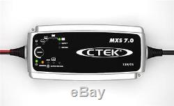 CTEK Multi MXS 7.0 Smart Pro Battery Charger & Conditioner 7a 12v 8 stage
