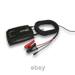 CTEK PRO25SE 40-197 Ladegerät und Stromversorgung mit 25A für Werkstätten