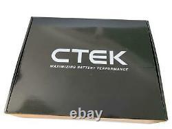 CTEK PRO25SE Ladegerät + Wandhalter + 6m Ladekabel 12V 25A