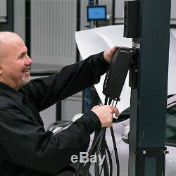 CTEK PRO25SE Ladegerät mit Wandhalter + 6 Meter Ladekabel, EFB Lithium Batterie