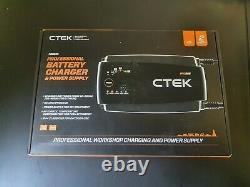 CTEK PRO25S PRO Highly efficient 25A battery charger replaces CTEK MXS 25