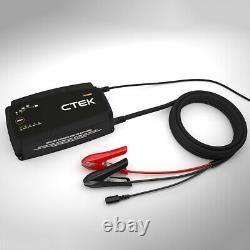 CTEK PRO25S Professional Car Vehicle Battery Charger Charging 40-198